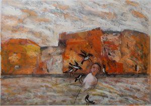 1 300x211 - اثر اکبر نیکانپور در حراج ماه تیر 99