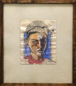 اثری از هانیبال الخاص در حراج گالری دنا