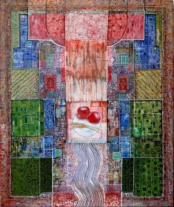 Mehrdad Katoozian 251x300 - اثر مهرداد کاتوزیان در حراج ماه خرداد 99